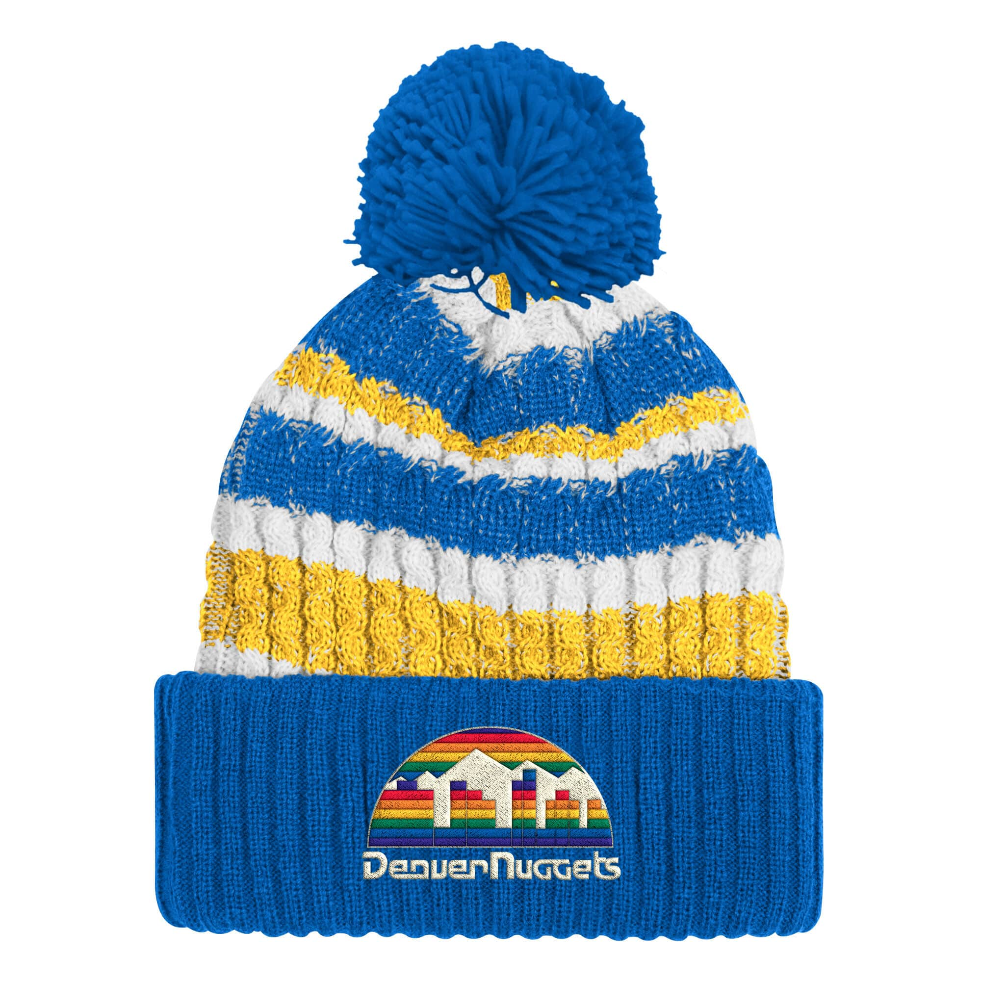 best cheap check out utterly stylish Denver Nuggets : Atlanta Apparel LLC - Licensed Sports Apparel ...