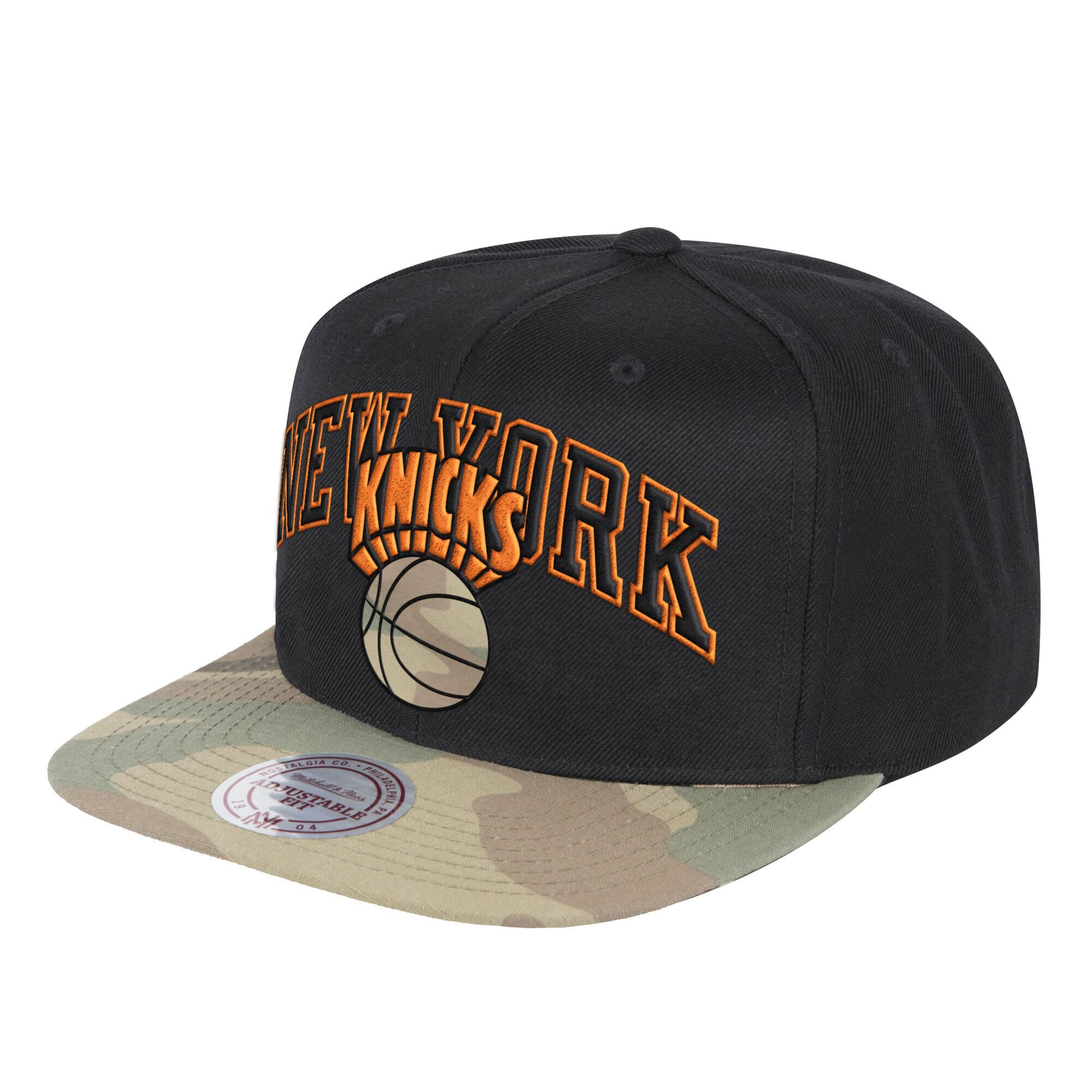 Covert Snapback New York Knicks