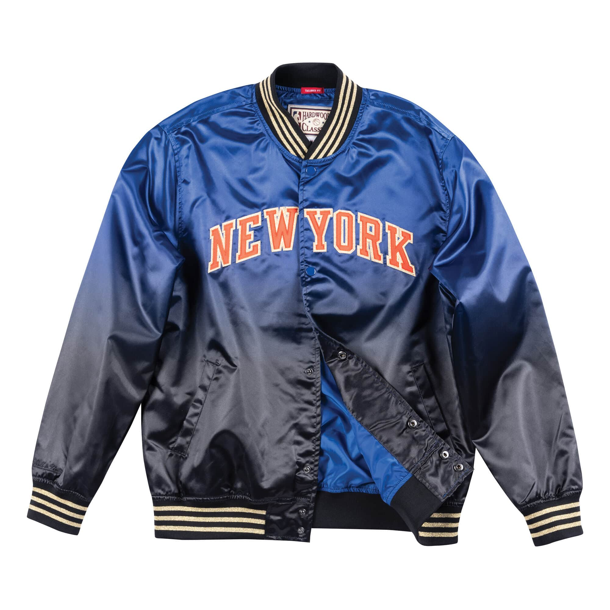 CNY Satin Jacket New York Knicks