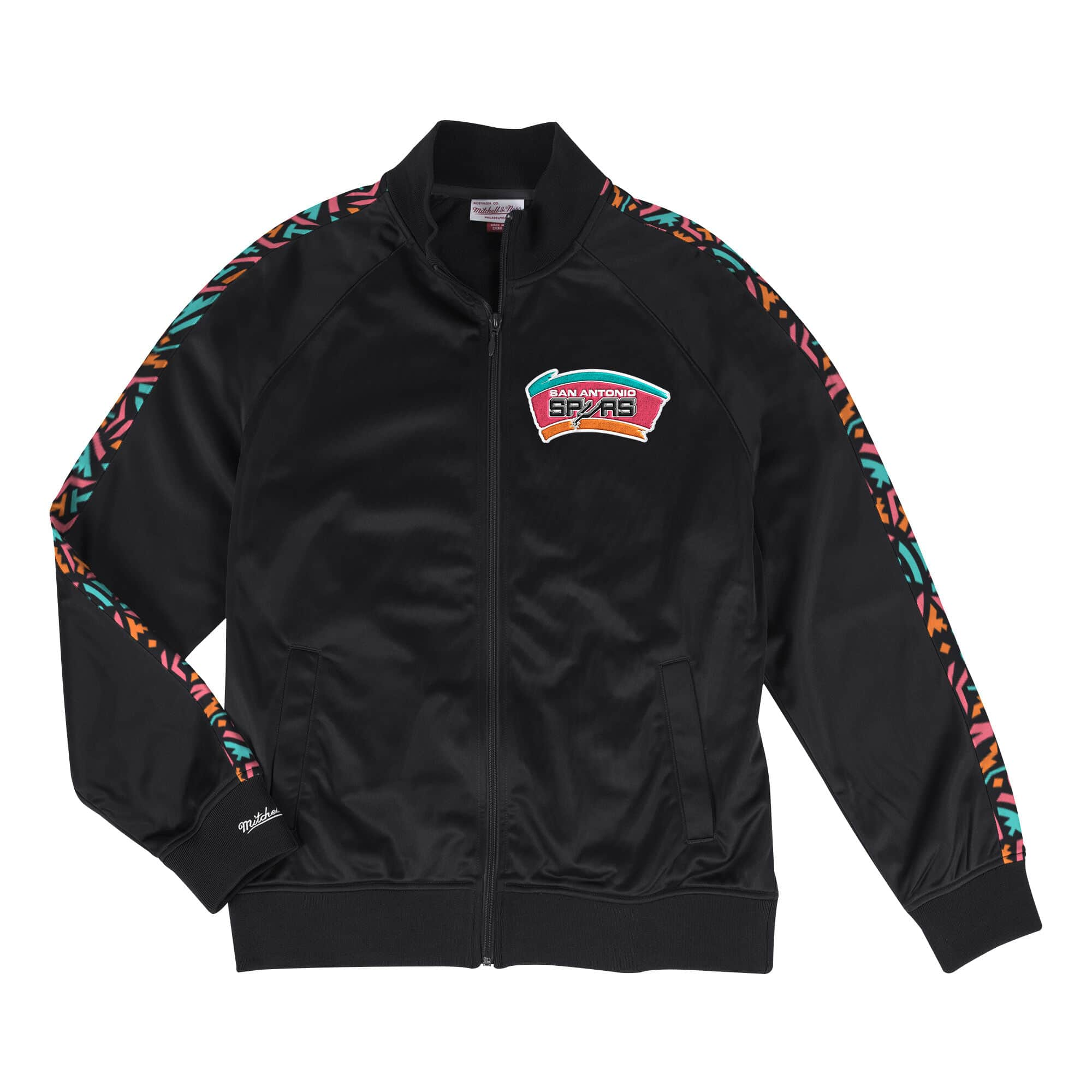 Track Jacket San Antonio Spurs