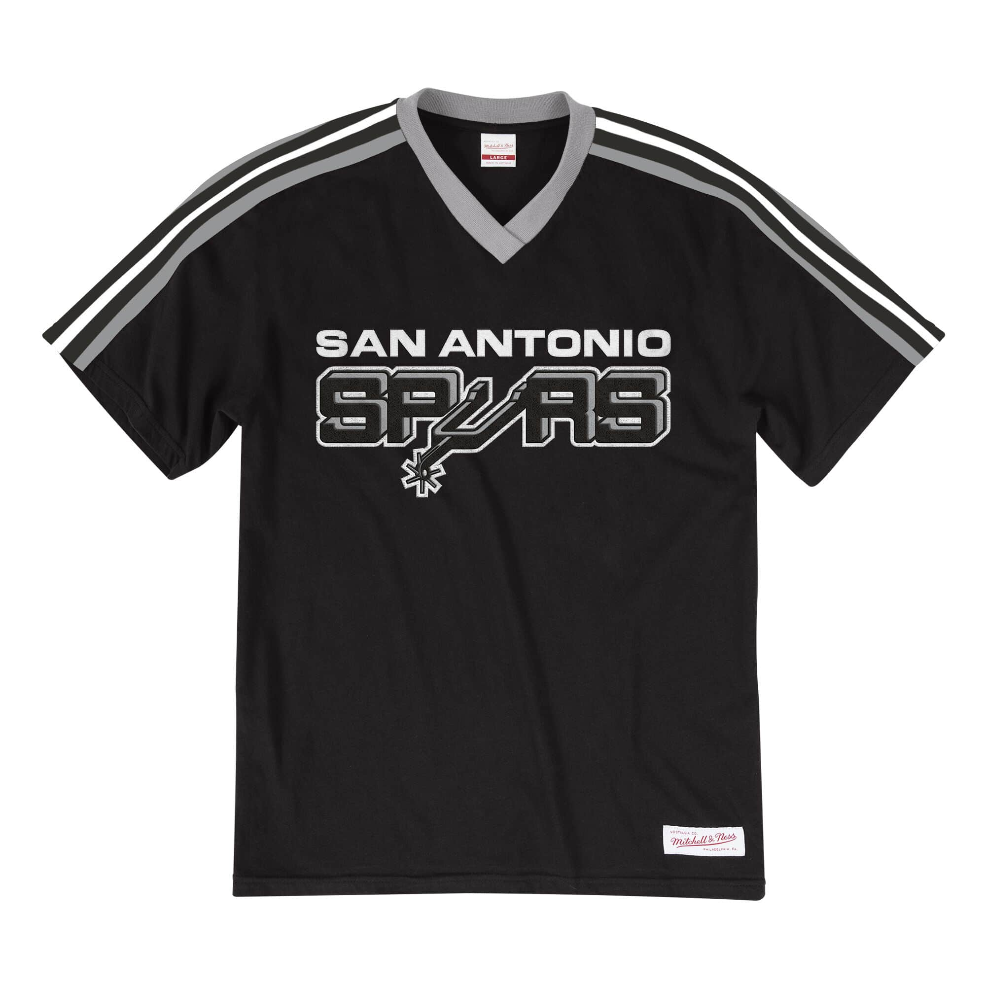 Overtime Win V-Neck Tee San Antonio Spurs