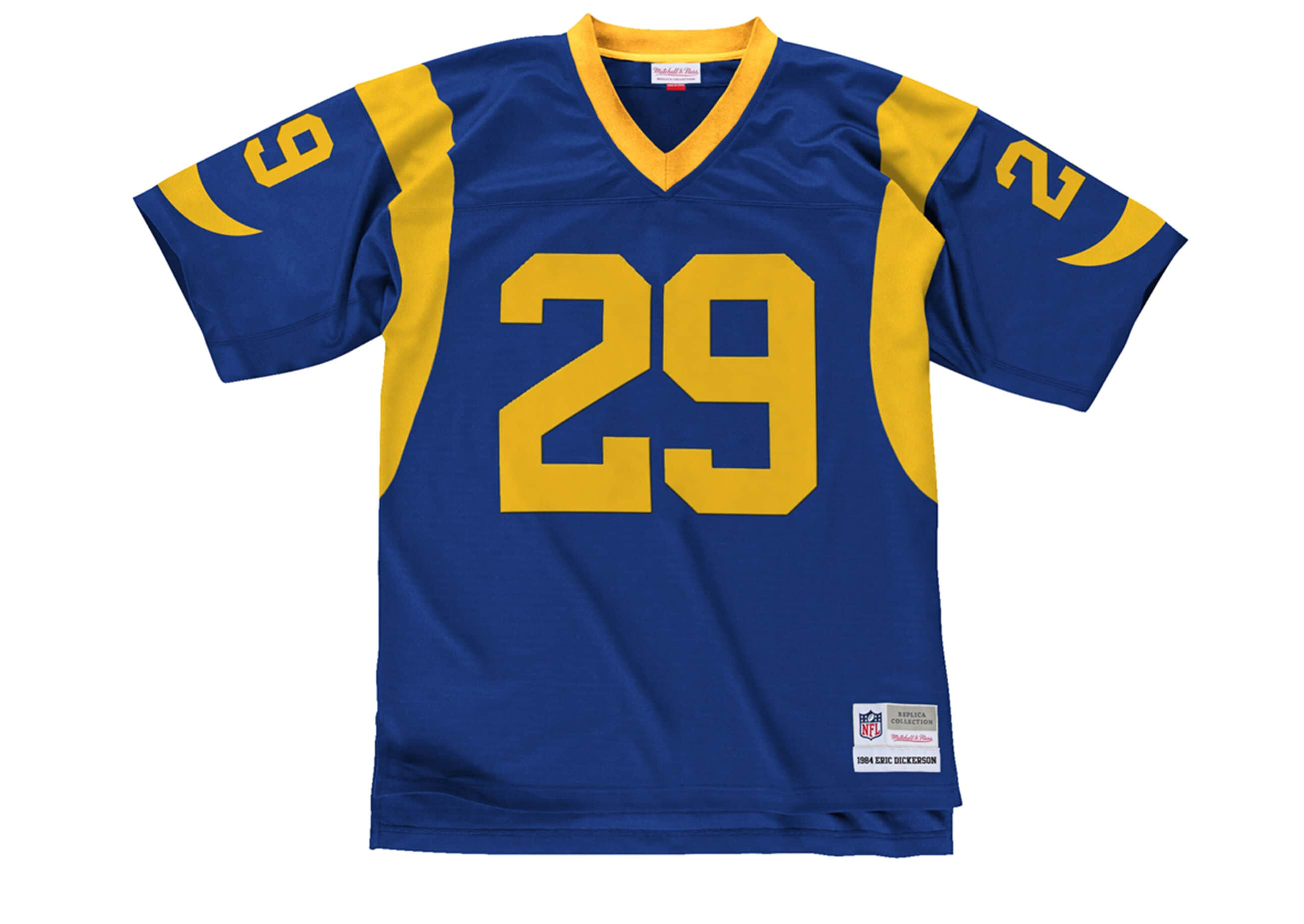 Eric Dickerson 1984 Legacy Jersey Los Angeles Rams