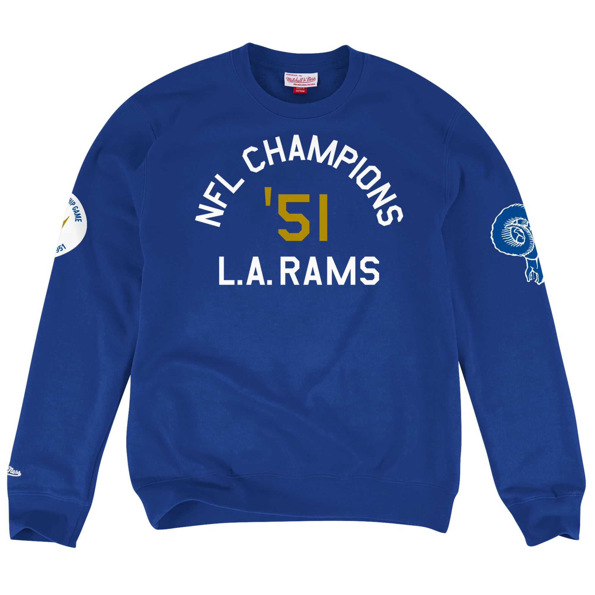 Home Town Champs Crew Los Angeles Rams