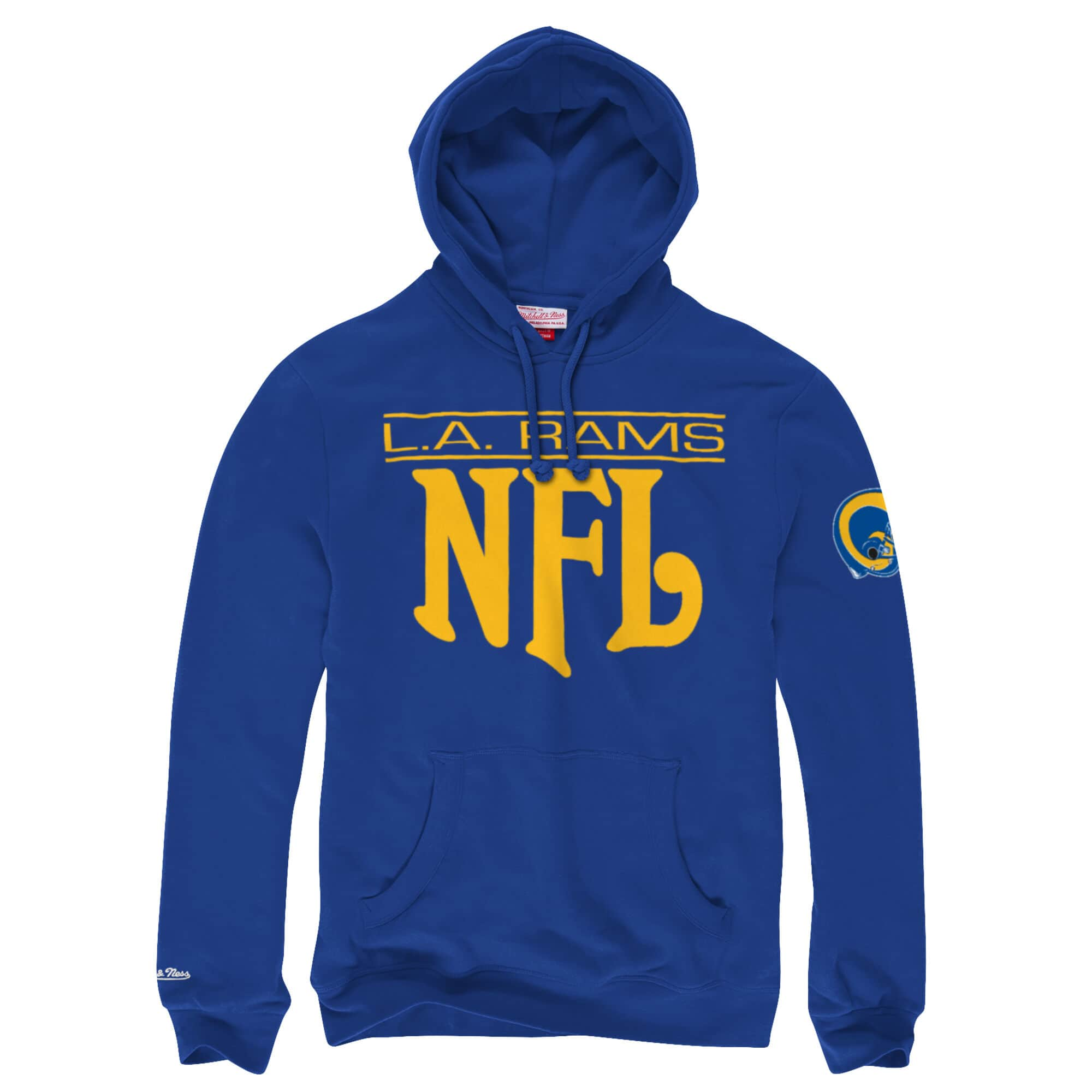 Passing Yards Pullover Hoody Los Angeles Rams