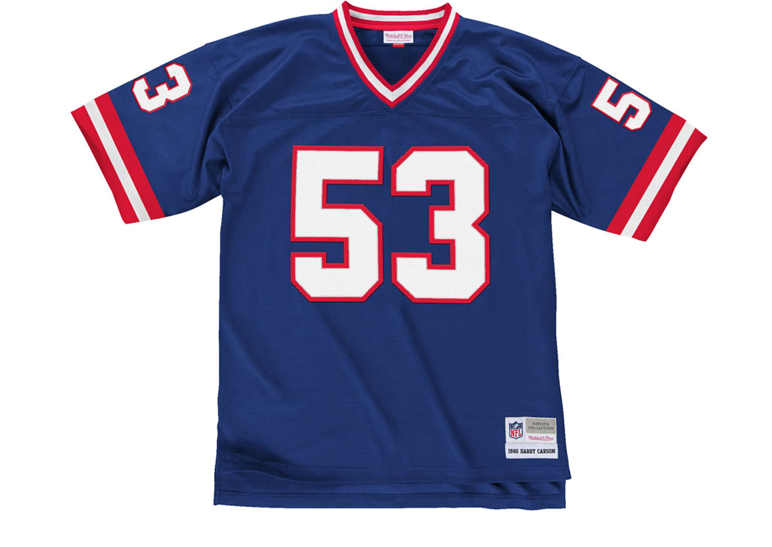 Harry Carson 1986 Legacy Jersey New York Giants