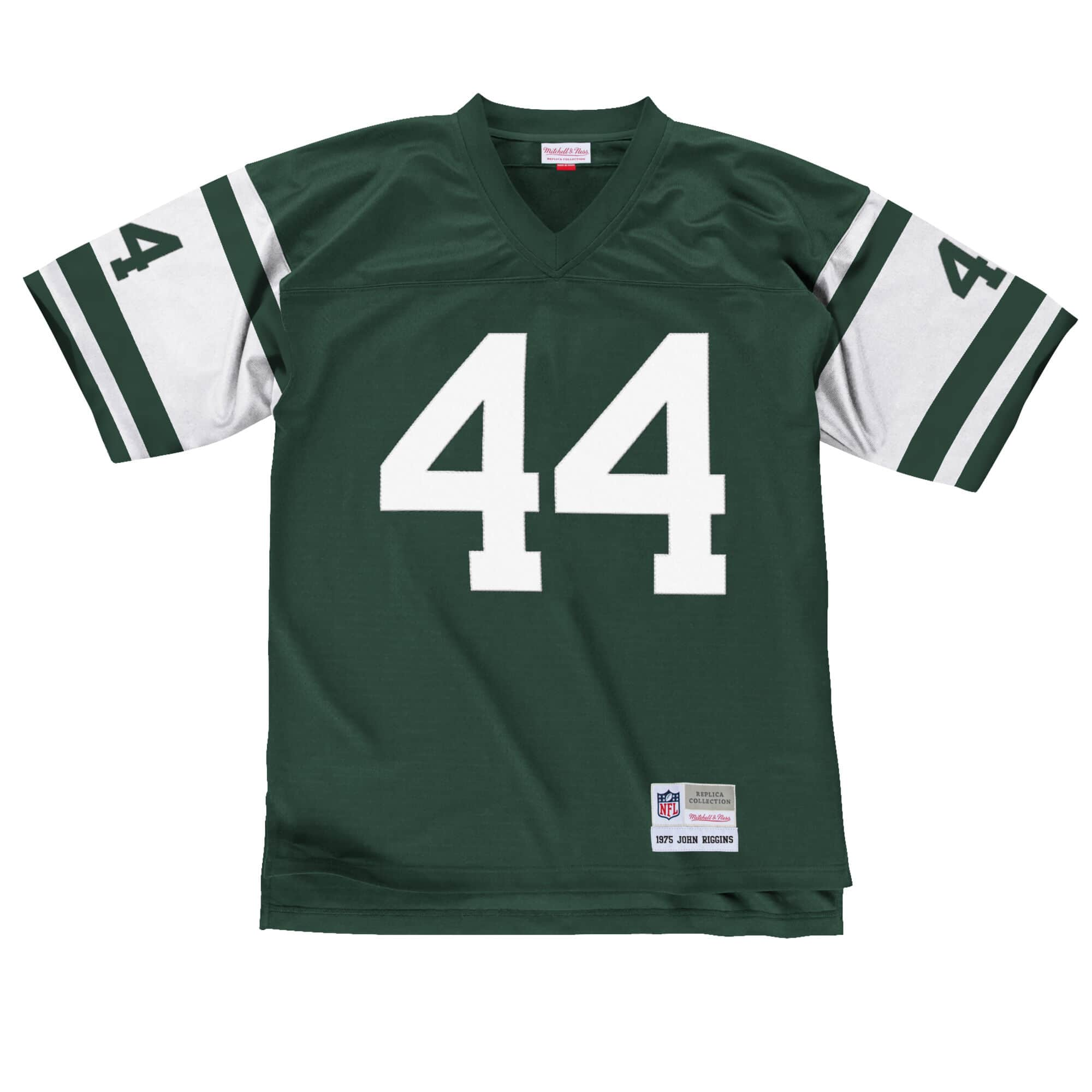 John Riggins 1975 Legacy Jersey New York Jets