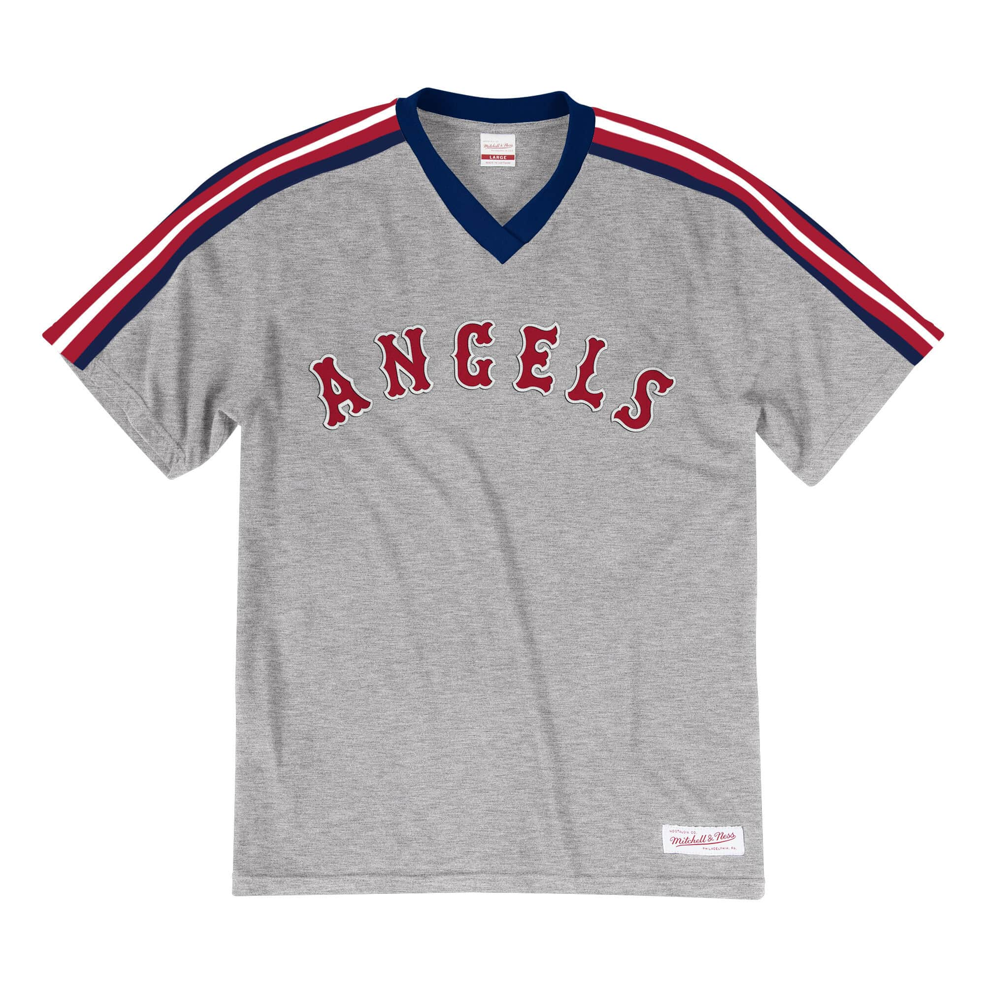 Overtime Win V-Neck Tee California Angels