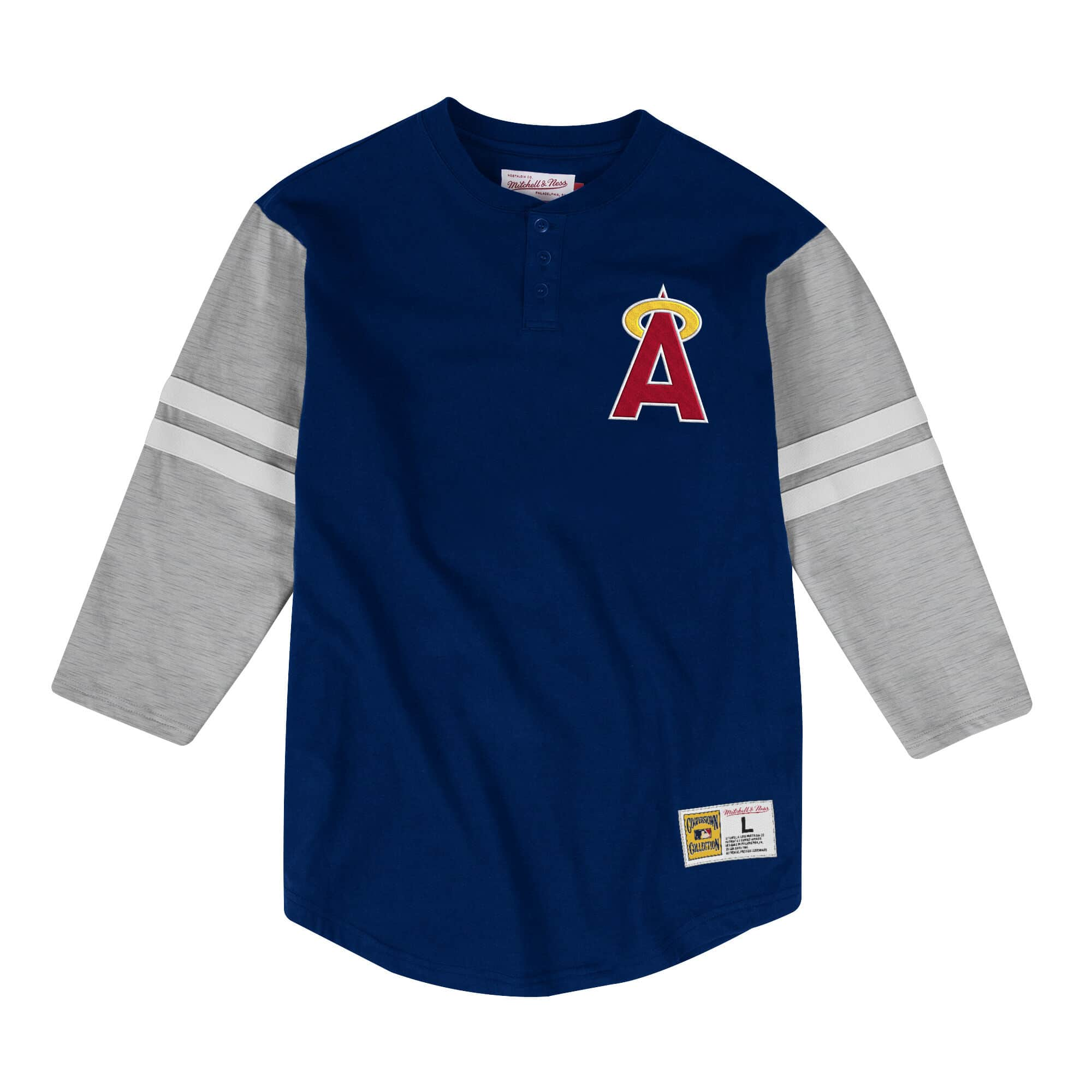 Team Logo Henley California Angels
