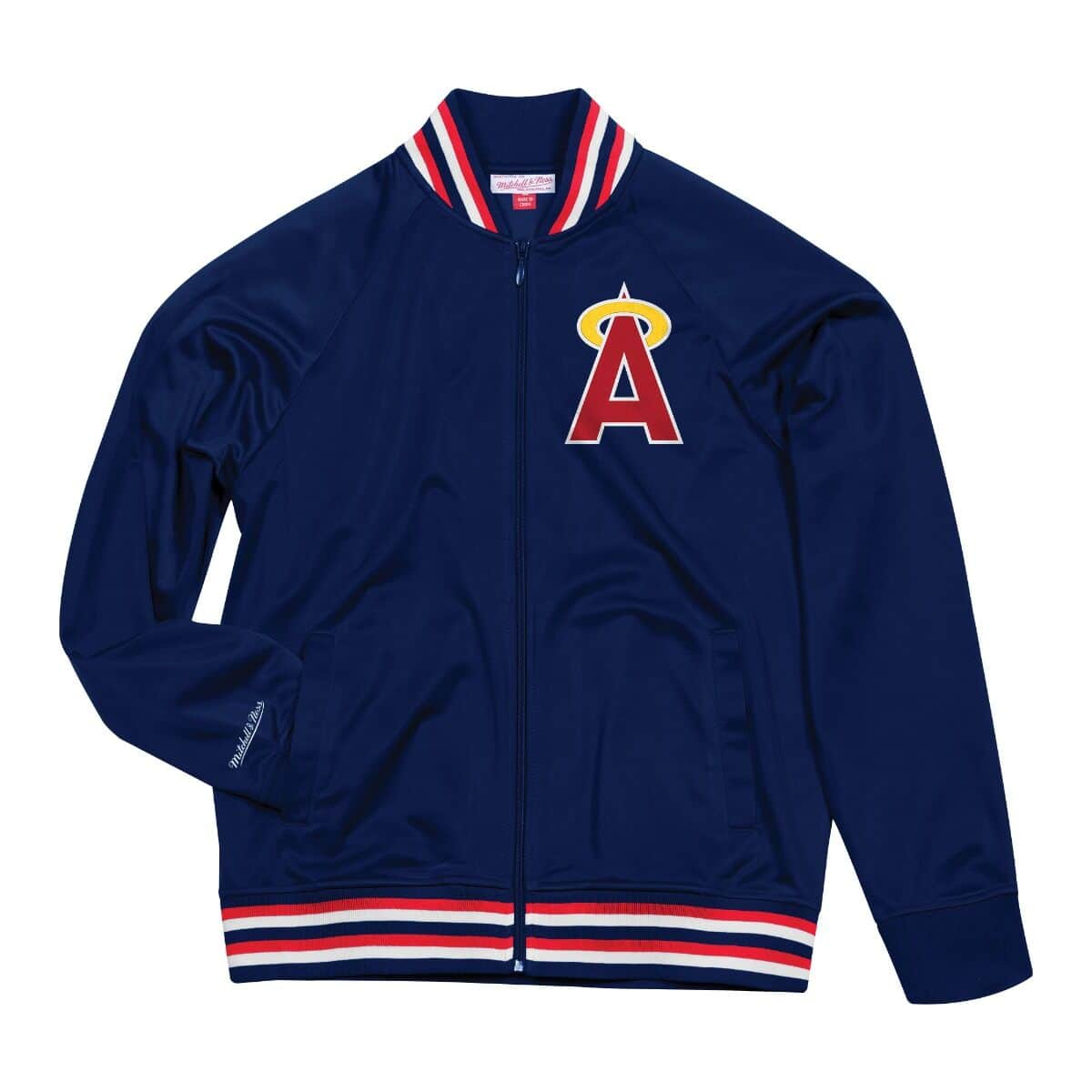Top Prospect Jacket California Angels