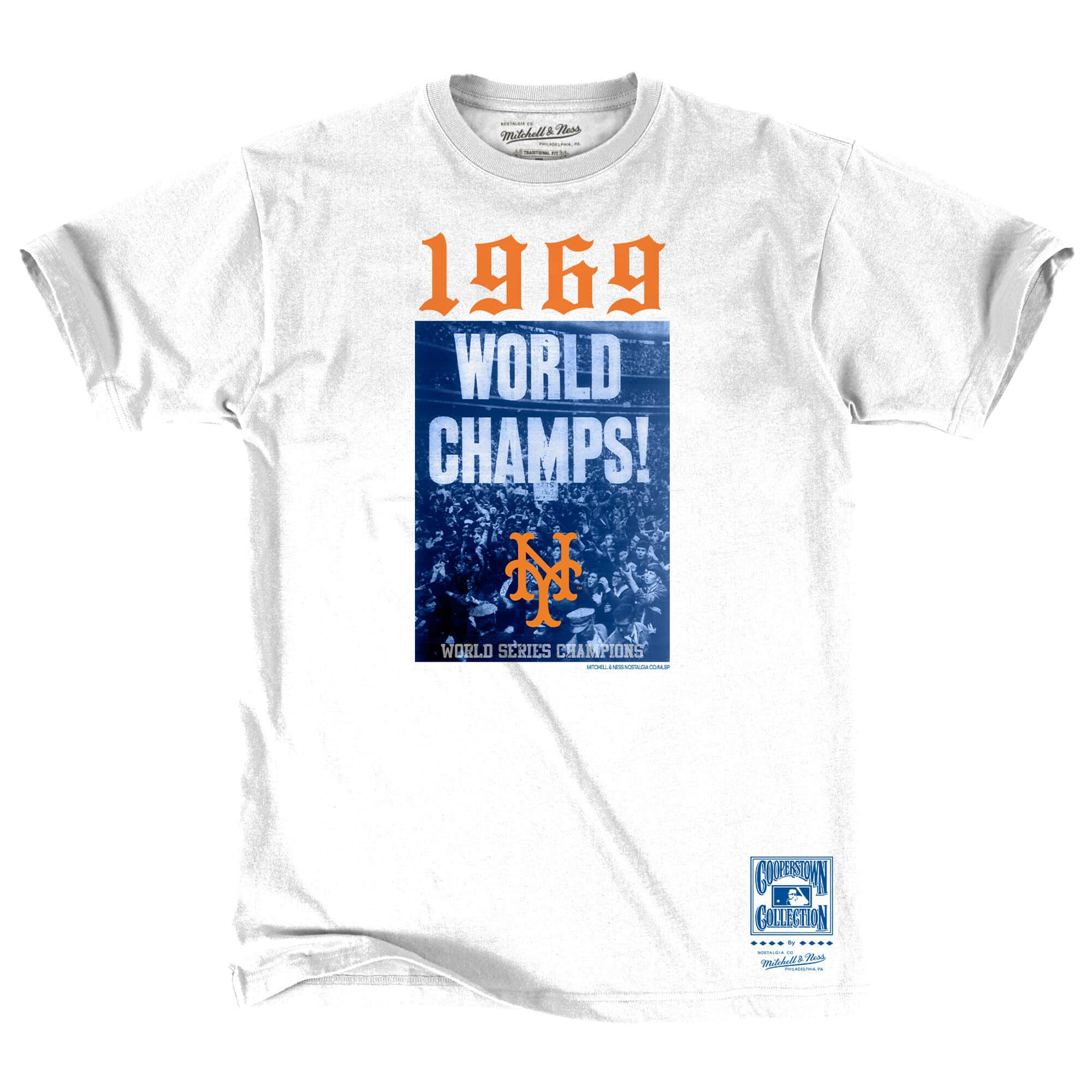 69 Champs Tee New York Mets