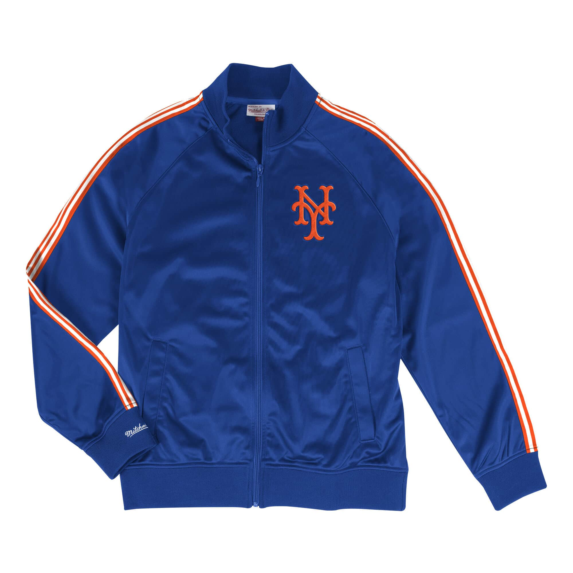 Track Jacket New York Mets