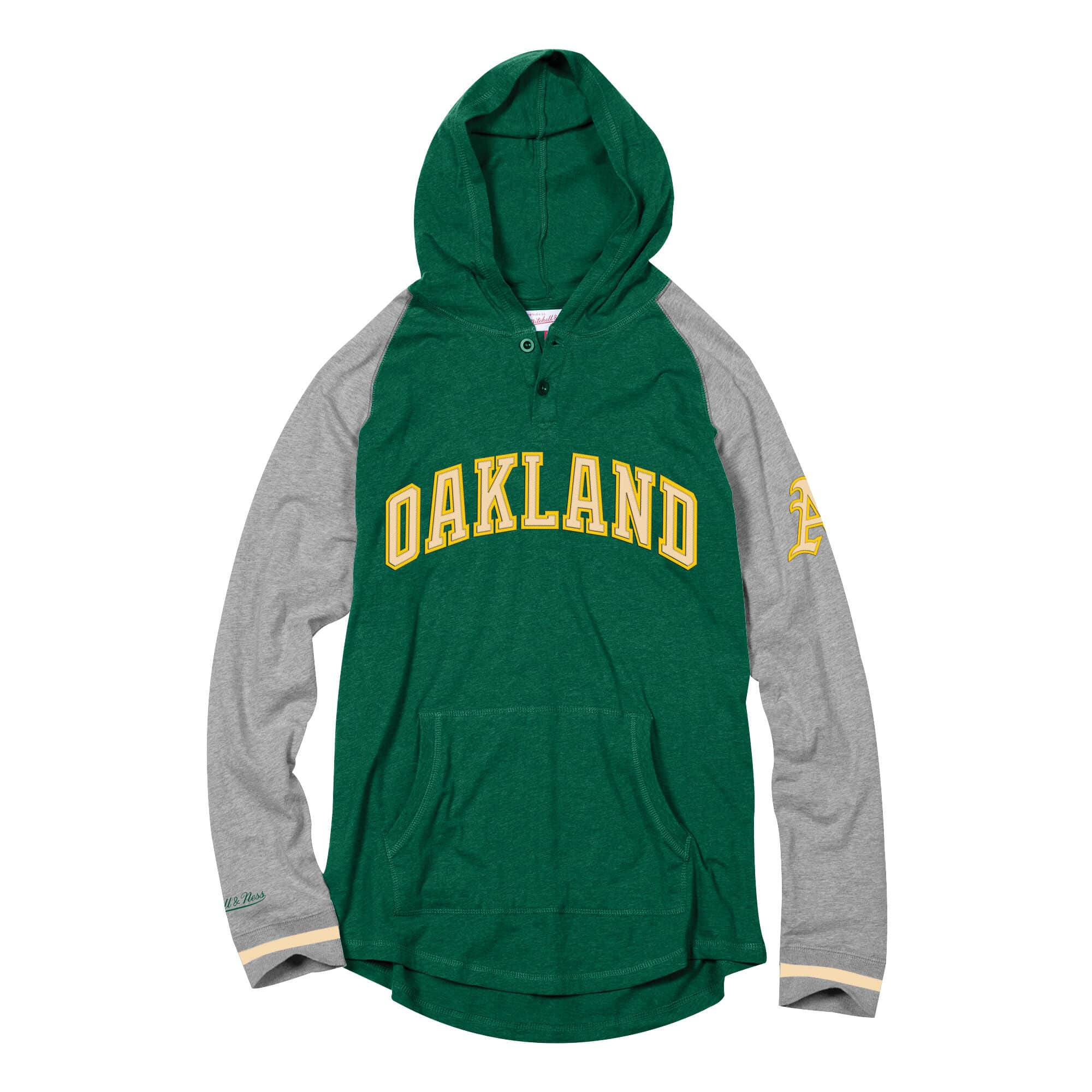 Slugfest Lightweight Hoody Oakland Athletics