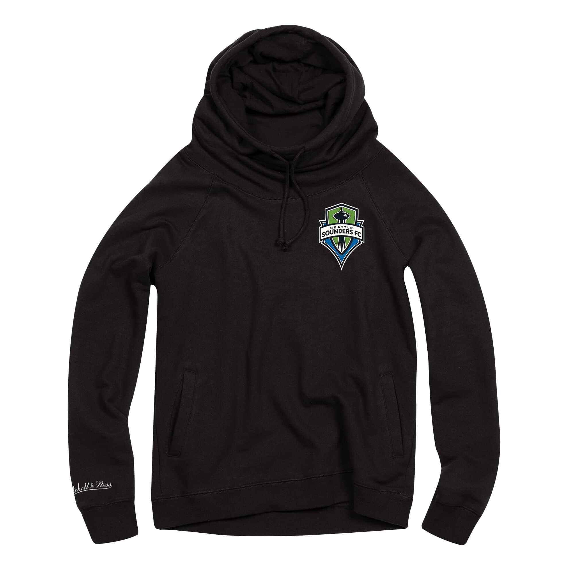 Women's Funnel Neck Pullover Seattle Sounders FC
