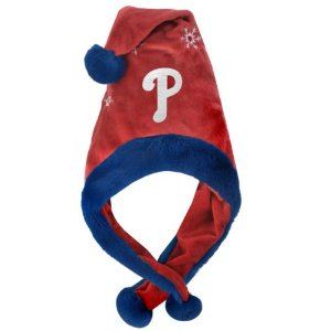 Philadelphia Phillies MLB Thematic Santa Hat