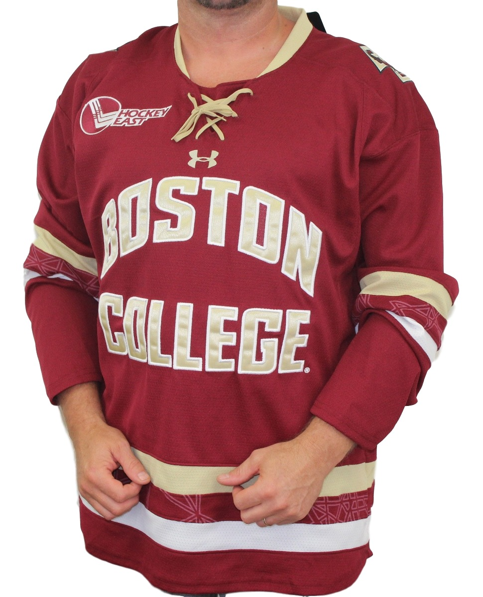 Boston College Eagles Under Armour NCAA Men's Replica Hockey Jersey