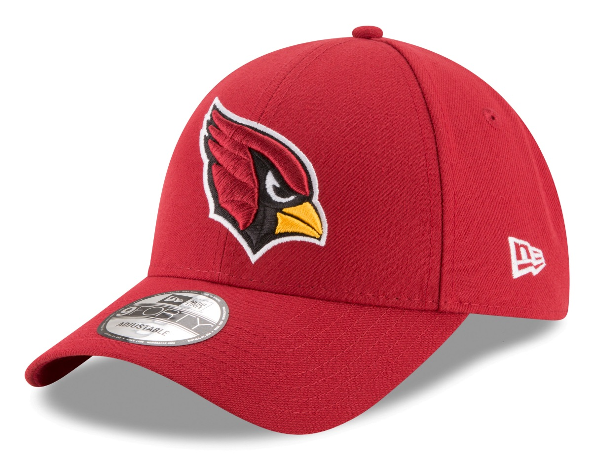 Arizona Cardinals New Era 9Forty NFL The League Adjustable Hat - Red
