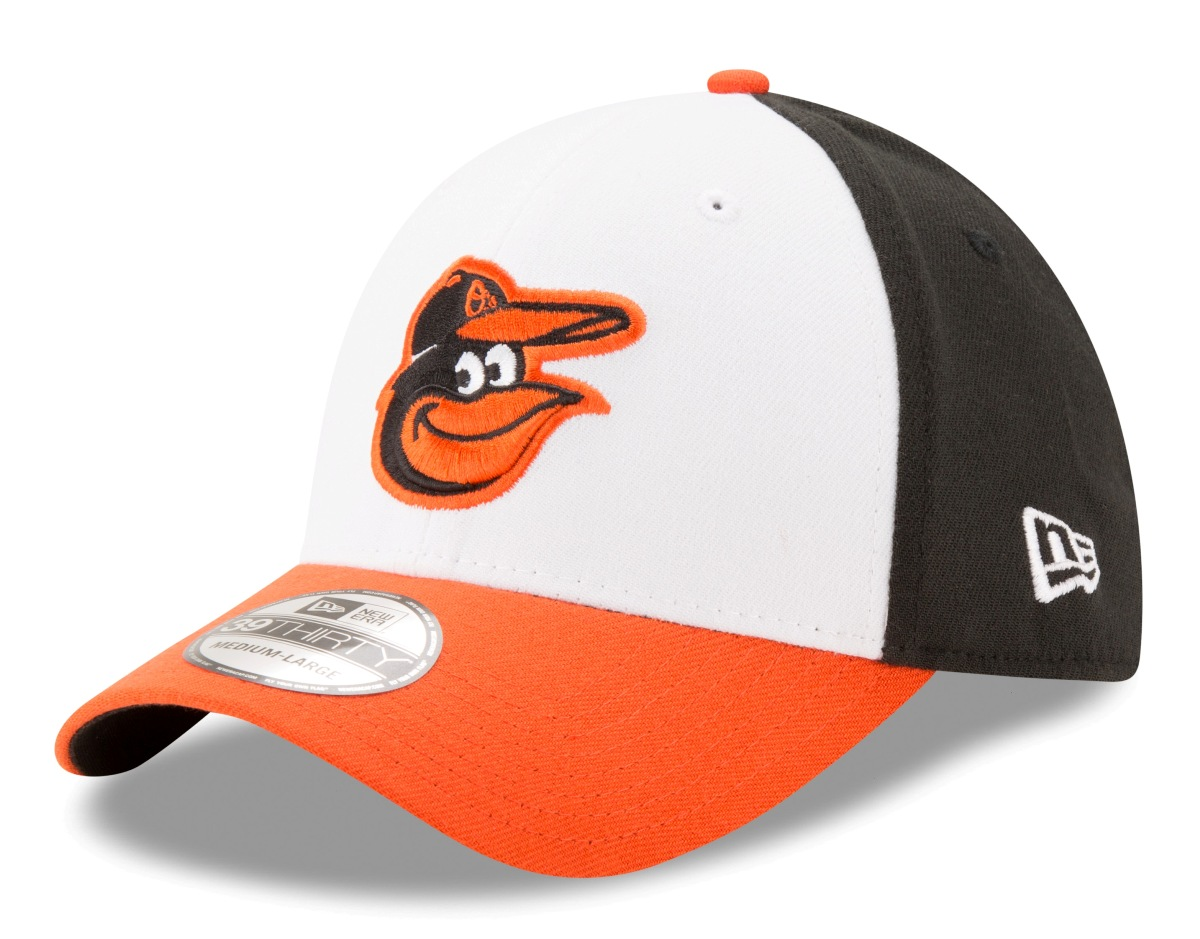 Baltimore Orioles New Era MLB 39THIRTY Team Classic Flex Fit Hat