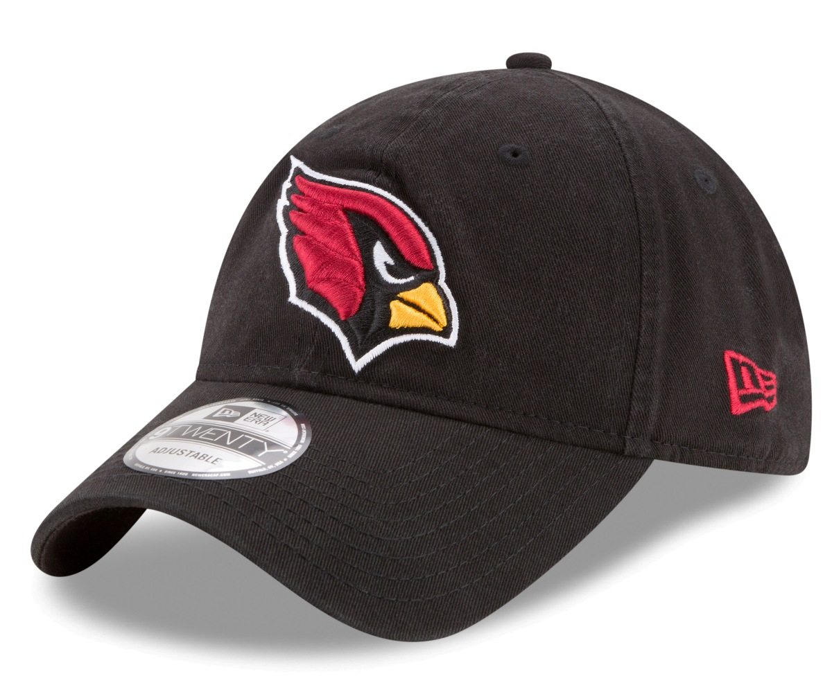 "Arizona Cardinals New Era NFL 9Twenty ""Core Classic Secondary"" Adjustable Hat"