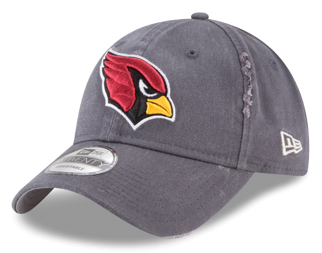 "Arizona Cardinals New Era 9Twenty NFL ""Rip Right"" Adjustable Hat"