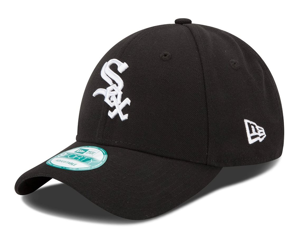 "Chicago White Sox New Era Youth MLB 9Forty ""The League"" Adjustable Hat"