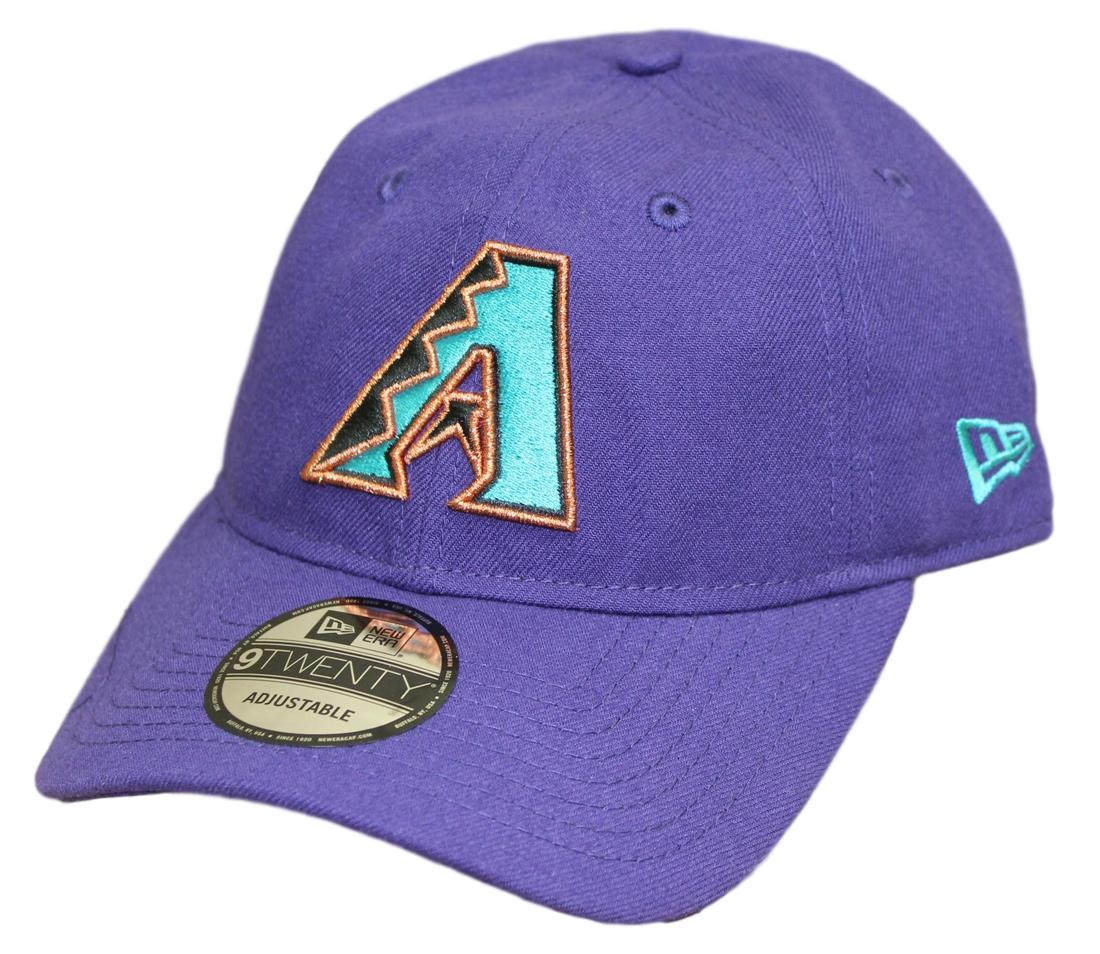 "Arizona Diamondbacks New Era 9Twenty MLB ""Turn Back the Clock"" Adjustable Hat"