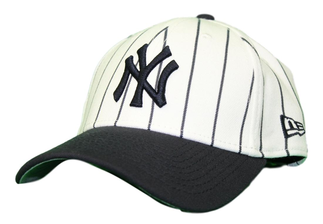 "New York Yankees New Era MLB 39THIRTY ""Logo Pack Alternate"" Flex Fit Hat"