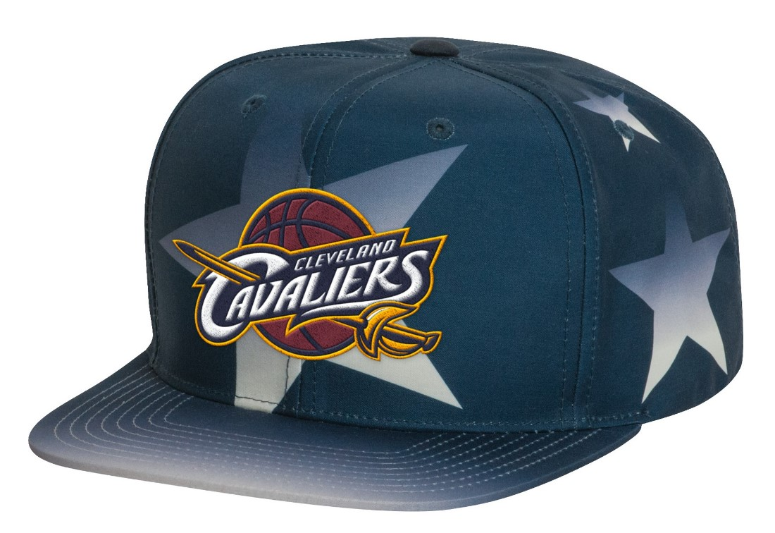 "Cleveland Cavaliers Mitchell & Ness NBA ""Award Ceremony"" Snap Back Hat"