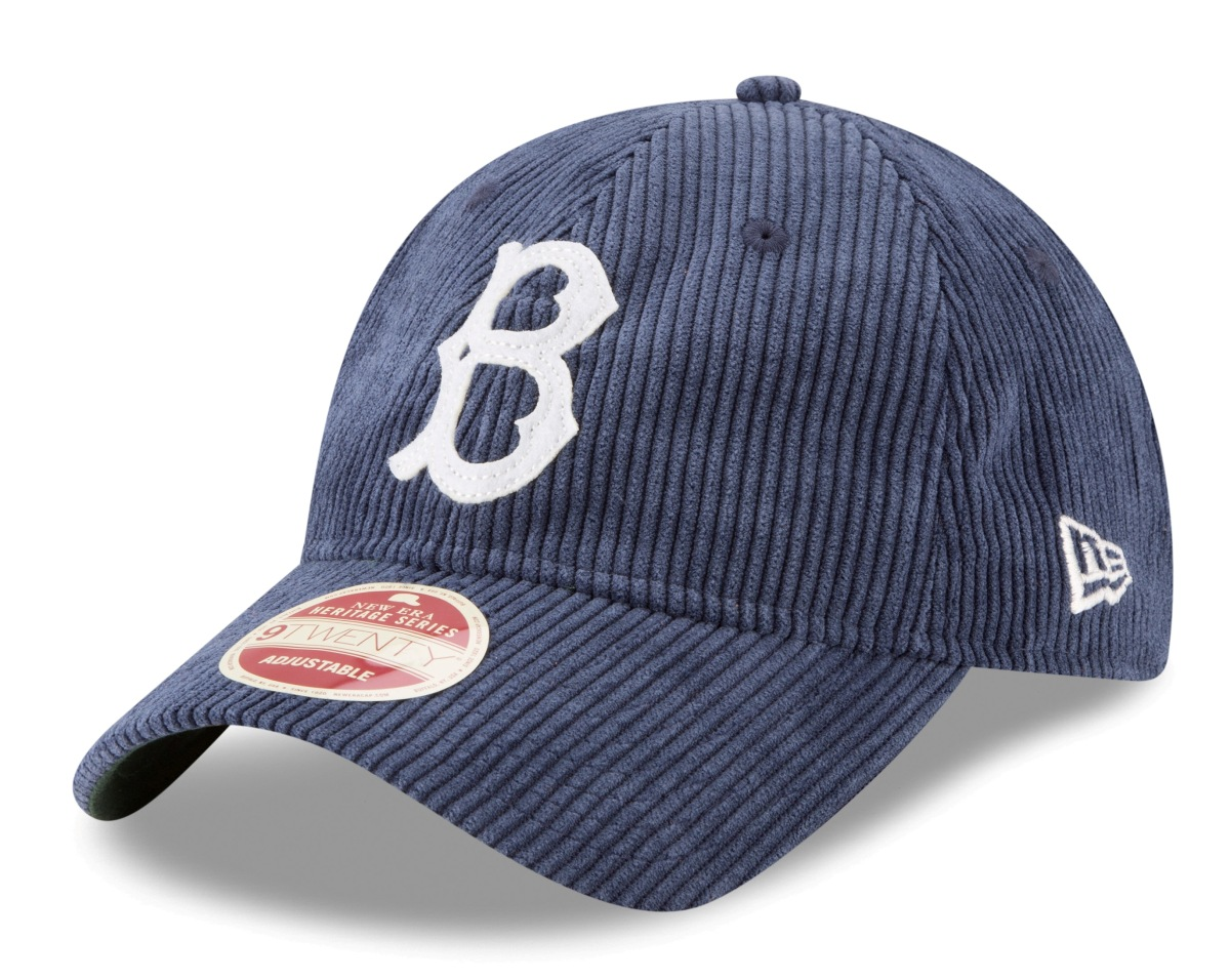 "Brooklyn Dodgers New Era MLB 9Twenty Cooperstown ""Cord Classic"" Adjustable Hat"