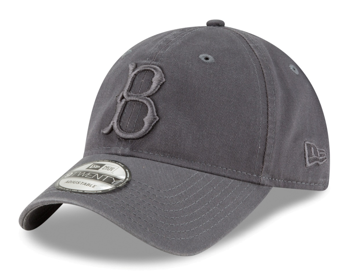 "Brooklyn Dodgers New Era MLB 9Twenty ""Cooperstown Classic Tonal"" Graphite Hat"