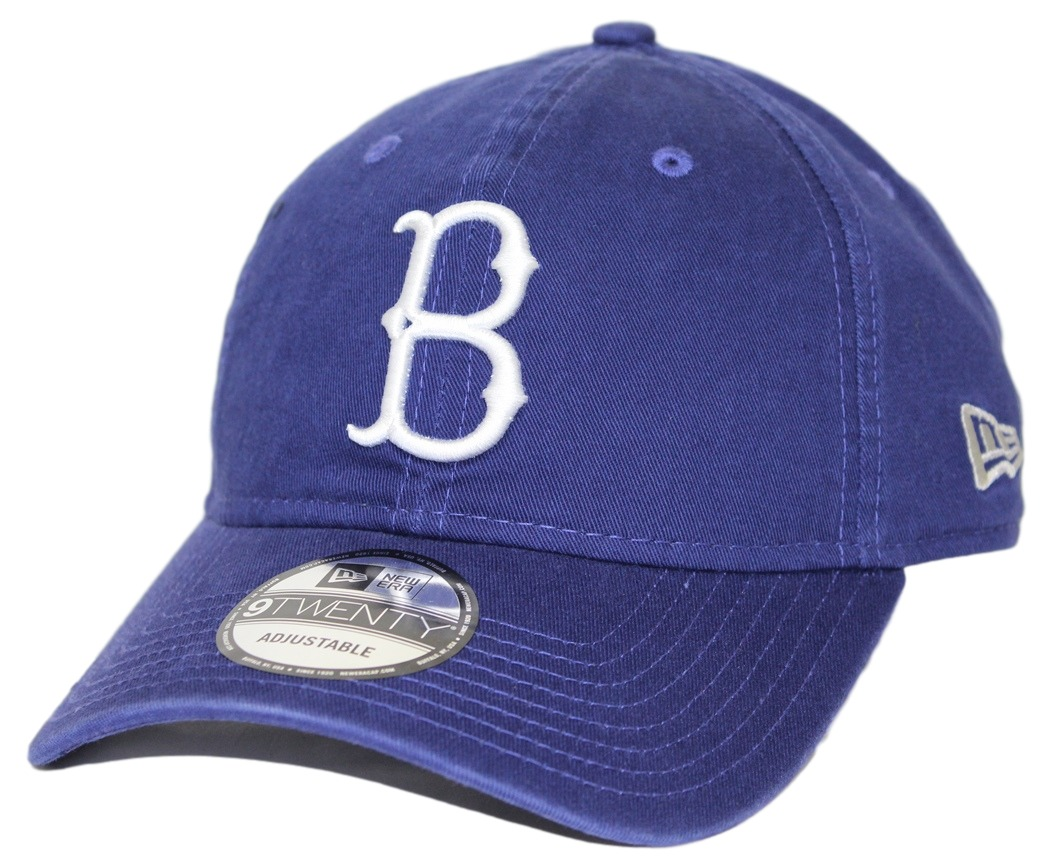 Brooklyn Dodgers New Era 9Twenty MLB Core Classic Adjustable Hat - Blue
