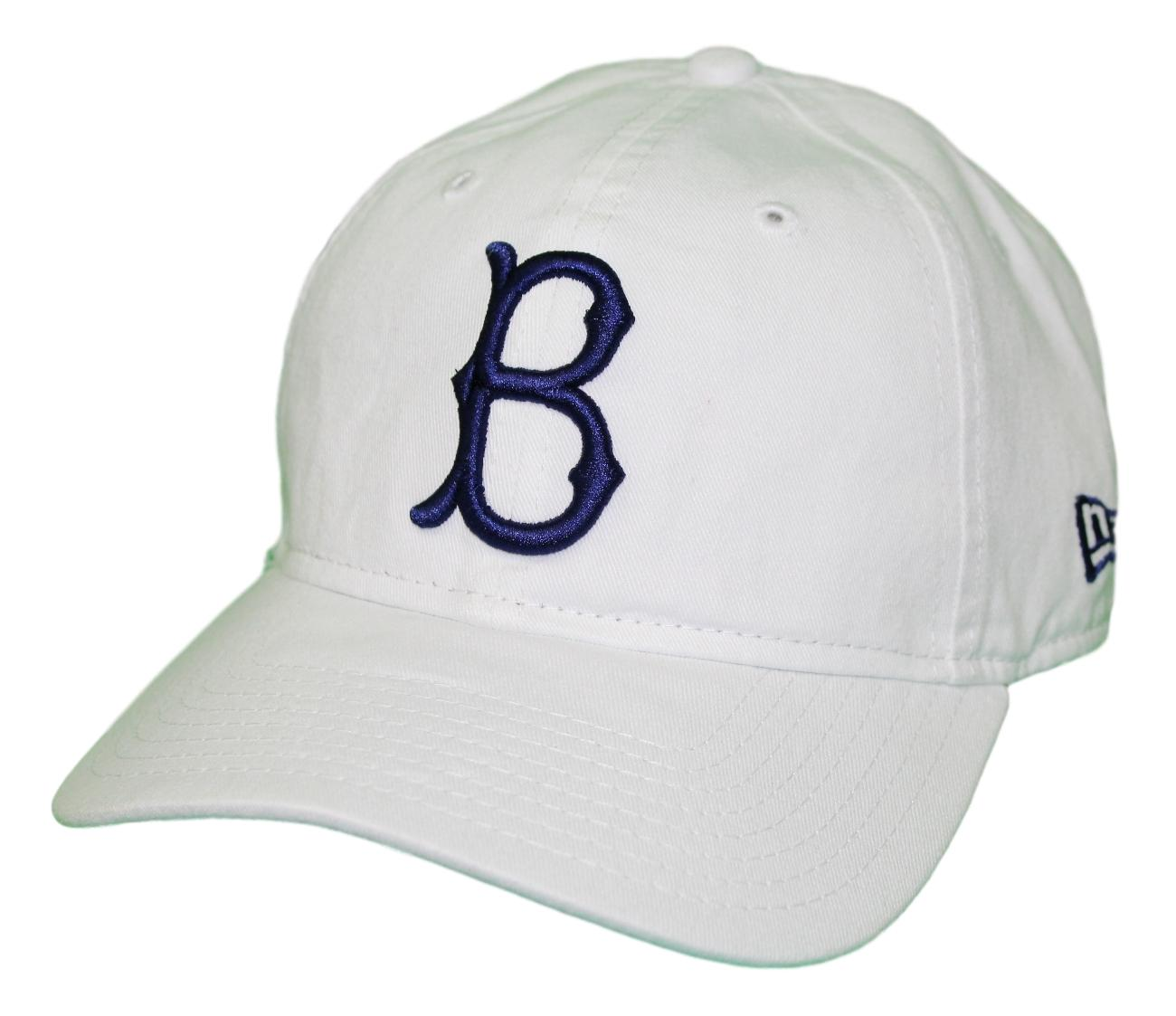 "Brooklyn Dodgers New Era 9Twenty MLB Cooperstown ""Classic Adjust"" Adjustable Hat"