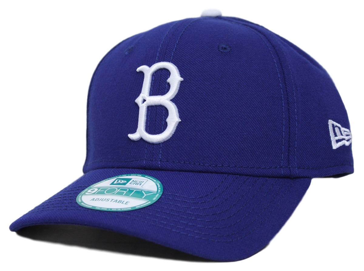 "Brooklyn Dodgers New Era MLB 9Forty Cooperstown ""Classic Custom"" Adjustable Hat"