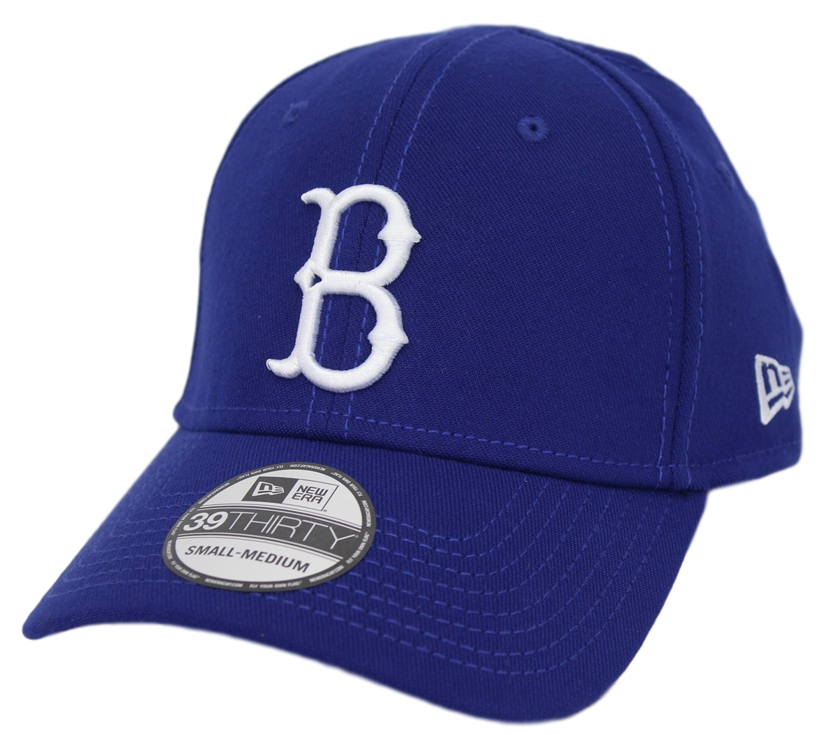 "Brooklyn Dodgers New Era MLB 39THIRTY Cooperstown ""Classic Custom"" Flex Fit Hat"