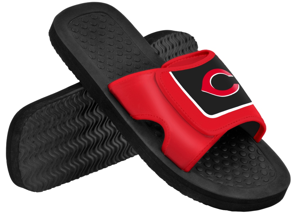 Cincinnati Reds MLB 2014 Shower Slide Flip Flop Sandals