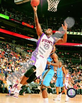 Shaquille O'Neal Suns Action 8x10 Photo