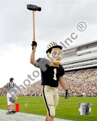 Purdue Boilermakers Mascot 8x10 Photo