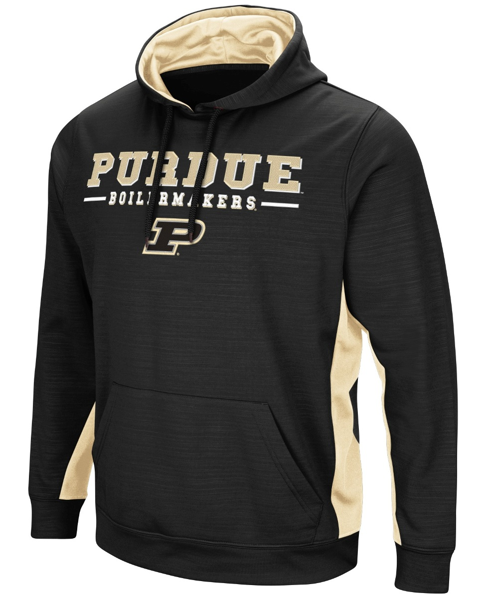 "Purdue Boilermakers NCAA ""Big Upset"" Men's Pullover Hooded Sweatshirt"