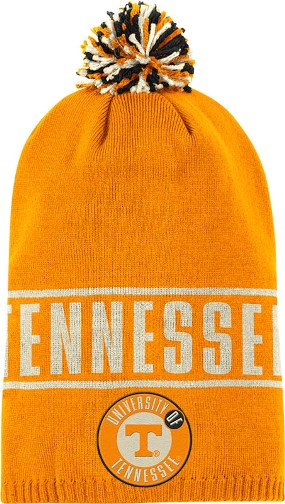 Tennessee Volunteers Adidas Cuffless Long Knit Hat