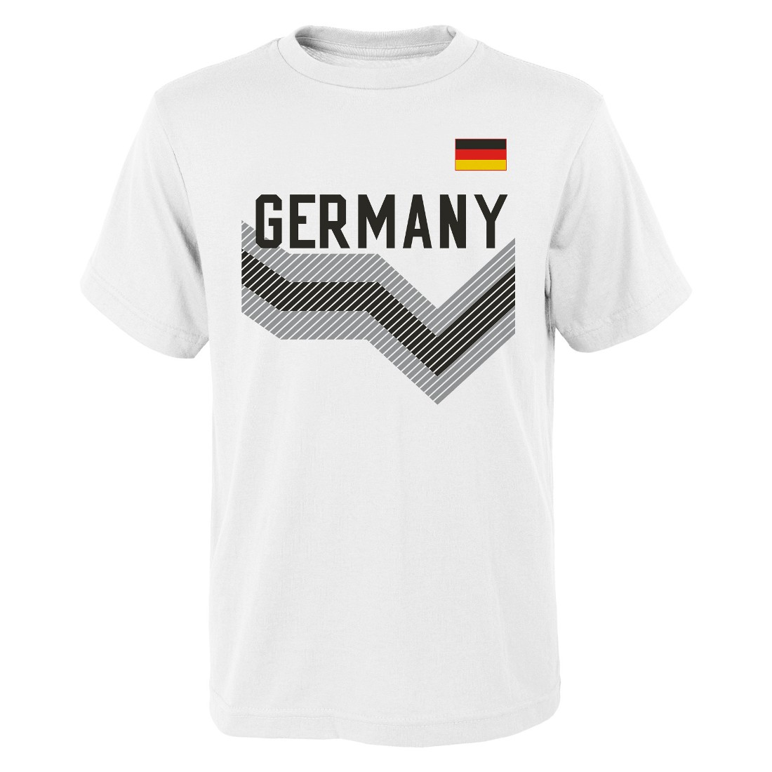 "Team Germany World Cup Soccer Federation ""One Team"" Men's T-Shirt"