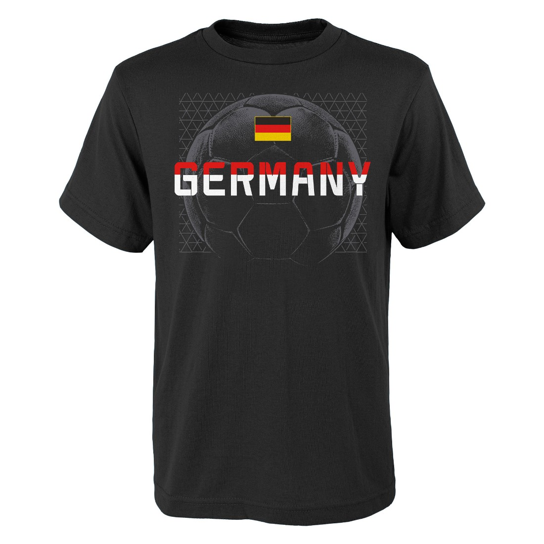 "Team Germany World Cup Soccer Federation ""Penalty Kick"" Men's T-Shirt"