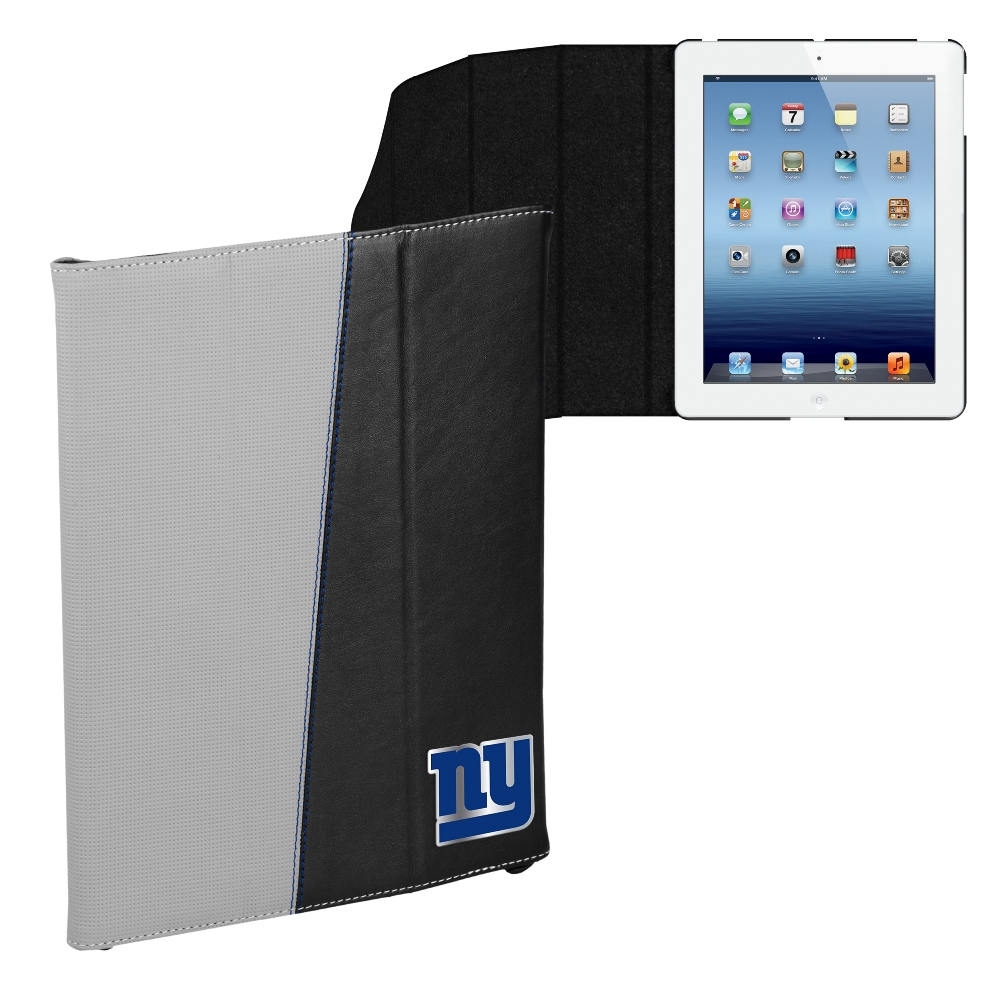 New York Giants NFL Executive Foldable iPad Tablet Premium Case