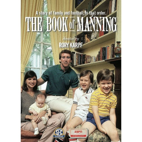ESPN Films - The Book of Manning DVD